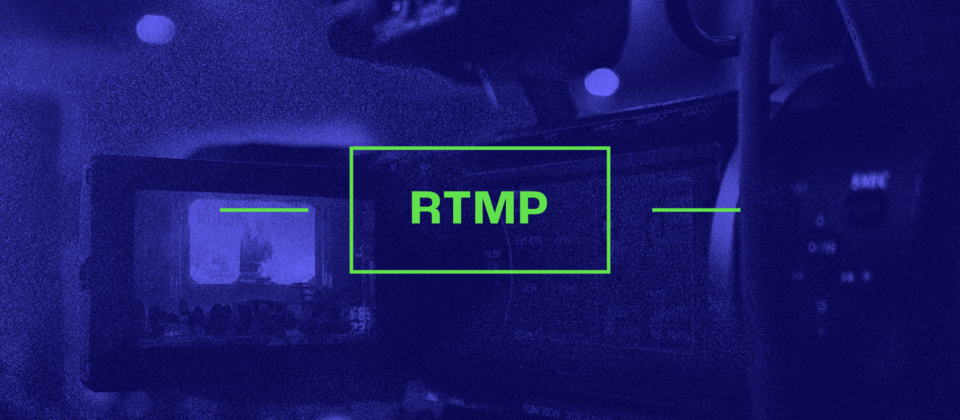 RTMP video delivery